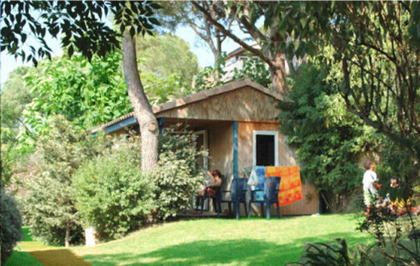 Glamping i Costa Brava, Spanien. Foto: Creative Commons License